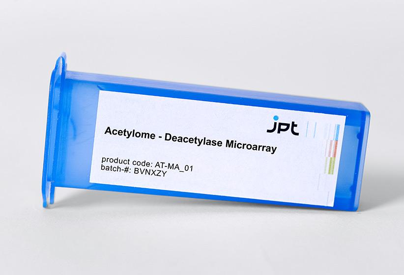 Acetylome - Deacetylase Microarray