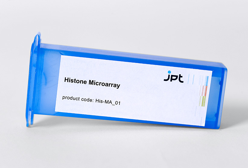 Histone Code Peptide Microarrays